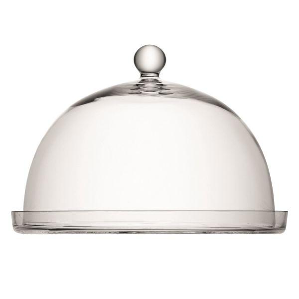 Блюдо с куполом Vienna, D33 см G385-33-301
