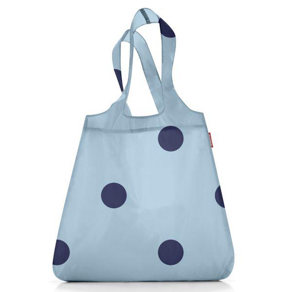 Сумка складная Mini maxi shopper blue dots AT0023B