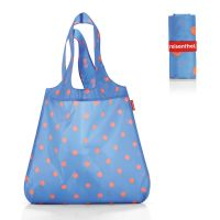 Сумка складная Mini maxi shopper azure dots AT4058