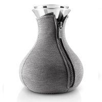 Чайник заварочный Tea maker в неопреновом текстурном чехле, 1 л, темно-серый 567487