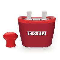 Набор для приготовления мороженого Duo Quick Pop Maker красный ZK107-RD