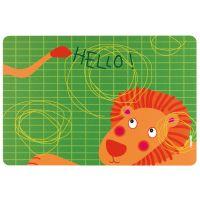 Коврик сервировочный детский Hello лев 22606652L