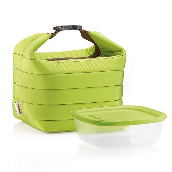Набор термосумка+контейнер handy зеленый 03295084