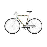 Наклейка на раму велосипеда Random RK14