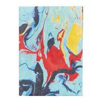 Обложка на паспорт NEW WALLET - New Woodstock; сделан из Tyvek® NC-126