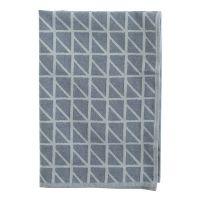 Полотенце кухонное Twist с принтом темно-синего цвета TK18-TT0007