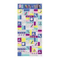 Постер «90 дней в 90-х» DYPOST90E