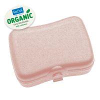 Ланч-бокс BASIC Organic розовый 3081669