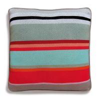 Подушка вязаная Stripes KNC01