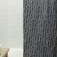 Штора для ванной Objects Cuts&Pieces, 180х200 см TK18-SC0004