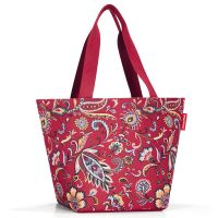 Сумка Shopper M paisley ruby ZS3067