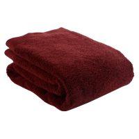Полотенце для рук бордового цвета TK18-BT0009