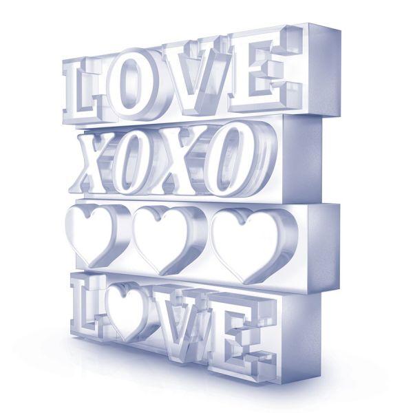Форма для льда Love ZK157