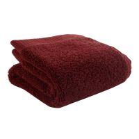 Полотенце для лица бордового цвета TK18-BT0004