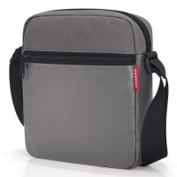 Сумка Crossbag canvas grey UY7050