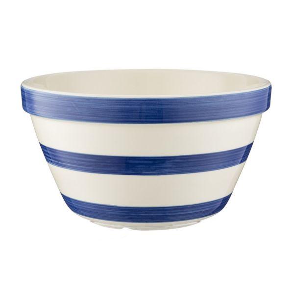 Миска универсальная Stripes 16 см синяя 2002.049