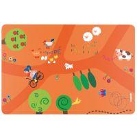 Коврик сервировочный детский On the Road оранжевый 22606752OR