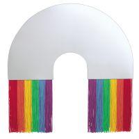 Зеркало настенное Rainbow, большое DYRAINBLW
