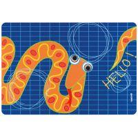 Коврик сервировочный детский Hello змея 22606652S