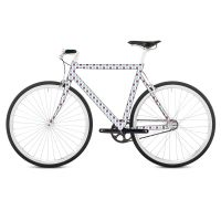 Наклейка на раму велосипеда Antoinette RK03