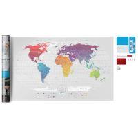 Карта Travel Map Air World 4820191130418