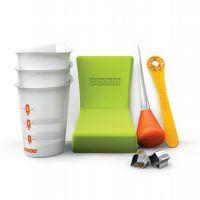 Набор инструментов для приготовления замороженного сока Quick pop tools ZK103