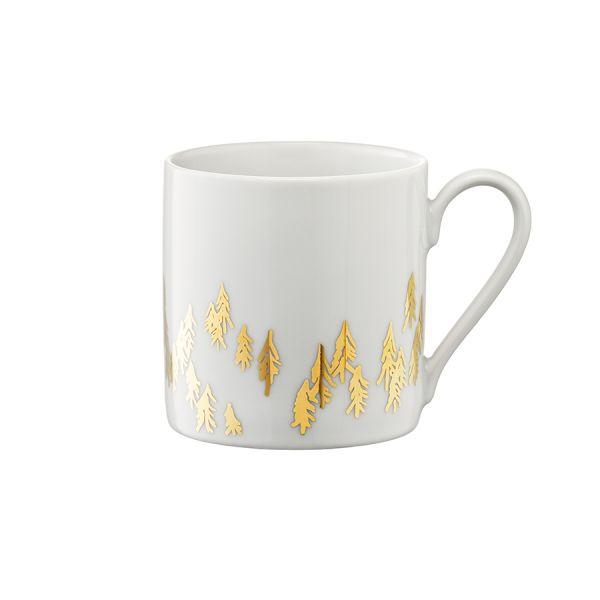 Чашка Fir Metallic 0,34 л P035-12-157