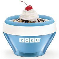 Мороженица Ice cream maker синяя ZK120-BL