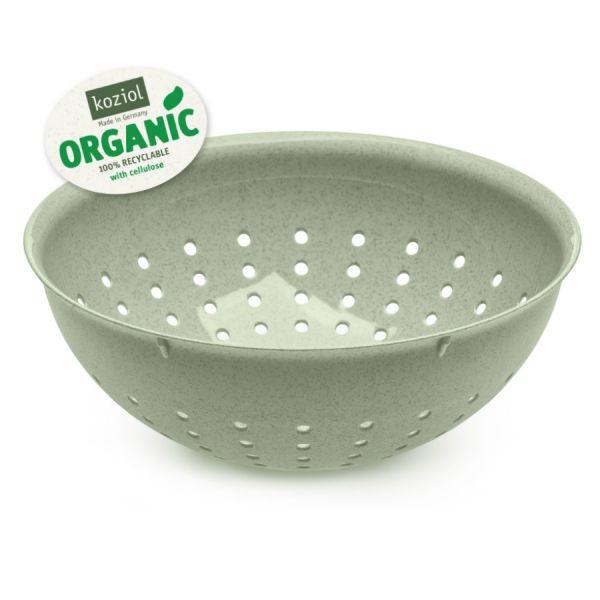 Дуршлаг Palsby M organic 2 л зелёный 3806668