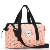 Сумка детская Allrounder XS cats and dogs rose IQ3064