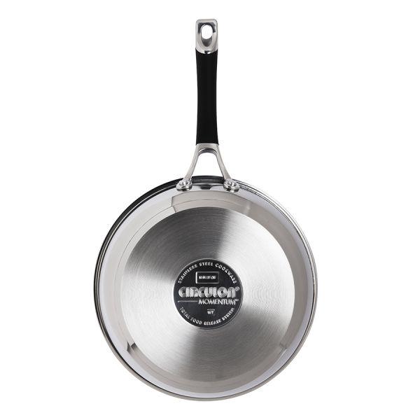 Сковорода Momentum 24 см нержавеющая сталь R78064