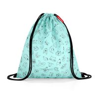 Мешок детский Mysac cats and dogs mint IC4062