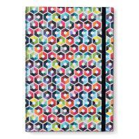 Книга для записей Hexagon А4 NB53