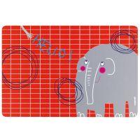 Коврик сервировочный детский Hello слон 22606652E