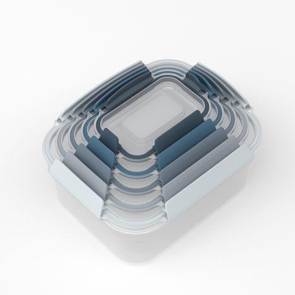 Набор из 5 контейнеров Nest Lock Sky 81105