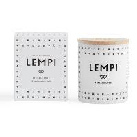 Свеча ароматическая Lempi 190 г с крышкой SK1112
