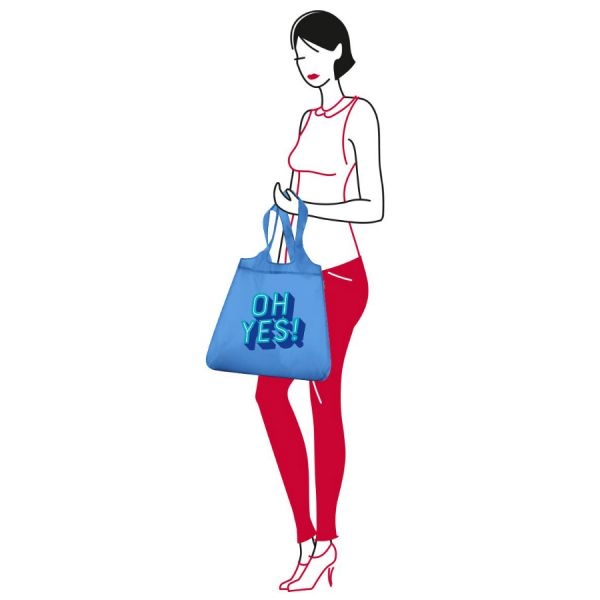 Сумка складная Mini maxi shopper oh yes SO0743