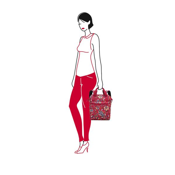 Рюкзак Allrounder R paisley ruby JR3067