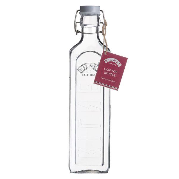 Бутылка Clip Top с мерными делениями 1 л K_0025.007V