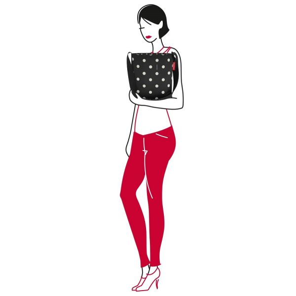 Сумка Shoulderbag S mixed dots HY7051