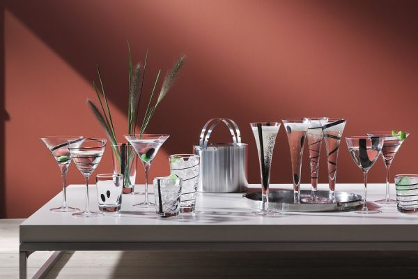 Набор бокалов для вина Jazz 4 шт 400 мл G921-12-987