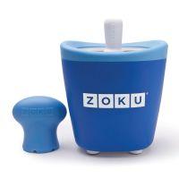 Набор для приготовления мороженого Single Quick Pop Maker синий ZK110-BL