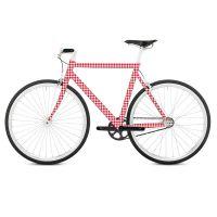 Наклейка на раму велосипеда Marie RK06
