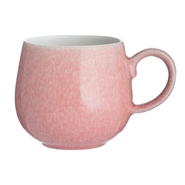 Чашка Reactive 350 мл розовая 2002.107