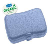 Ланч-бокс BASIC Organic синий 3081671