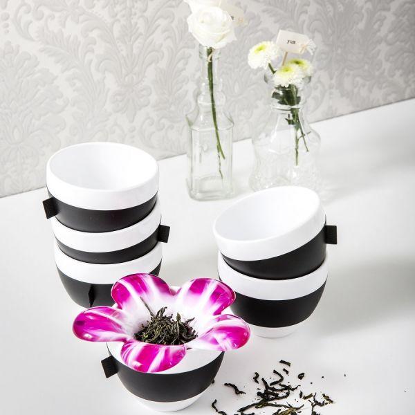 Чашка для латте AROMA,300 мл, розовая 3560347