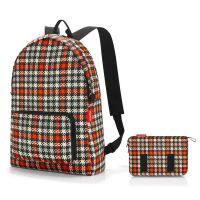 Рюкзак складной Mini Maxi Glencheck Red AP3068