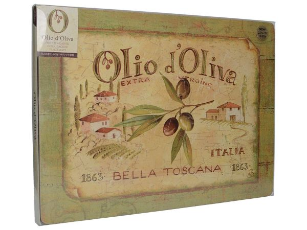Набор подставок Creative Tops «OLIO D OLIVA» 4 шт 40x29 5169661