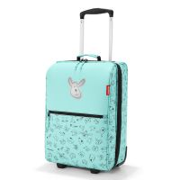 Чемодан детский Trolley XS cats and dogs mint IL4062