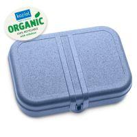 Ланч-бокс PASCAL L Organic синий 3152671